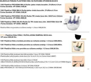 kible za bocu plastične-najnovija ponuda-cene